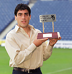 Claudio Reyna, SPL player of the month in August 1999