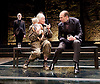 Richard III<br /> by William Shakespeare<br /> at the Almeida Theatre, London, Great Britain <br /> press photocall<br /> 13th August 2016 <br /> ----------------------<br /> STRICTLY EMBARGO'D UNTIL THURSDAY 16TH JUNE 2016 AT 22HRS ONLINE AND IN PRINT <br /> ----------------------<br /> <br /> directed by Rupert Goold <br /> <br /> Ralph Fiennes as Richard, Duke of Gloucester <br /> <br /> Vanessa Redgrave as Queen Margaret <br /> <br /> <br /> <br /> <br /> <br /> <br /> Photograph by Elliott Franks <br /> Image licensed to Elliott Franks Photography Services
