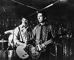 Buzzcocks 1979 Steve Diggle and Pete Shelley.© Chris Walter.