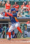 20 March 2015: Houston Astros infielder Jose Altuve in Spring Training action against the Washington Nationals at Osceola County Stadium in Kissimmee, Florida. The Astros fell to the Nationals 7-5 in Grapefruit League play. Mandatory Credit: Ed Wolfstein Photo *** RAW (NEF) Image File Available ***