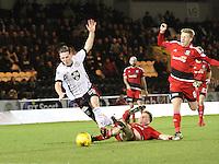 St Mirren v Ayr United 171216