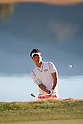Ryo Ishikawa (JPN),.JANUARY 19, 2013 - Golf :.Ryo Ishikawa of Japan hits the third shot at the 18th hole during the third round of the Humana Challenge at the Jack Nicklaus Private Course at PGA West in La Quinta, California, United States. (Photo by Thomas Anderson/AFLO) (JAPANESE NEWSPAPER OUT)