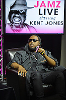 HOLLYWOOD, FL - JULY 08: Kent Jones performs at 99 Jams radio station on July 8, 2016 in Hollywood, Florida. Credit: mpi04/MediaPunch