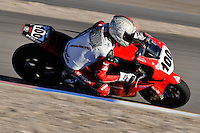 AMA Superbike Honda Las Vegas Test Nov 2008