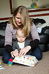 William's First Birthday