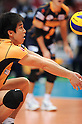 Takeshi Kitajima (Blazers), MARCH 5, 2011 - Volleyball : 2010/11 Men's V.Premier League match between F.C.Tokyo 0-3 Sakai Blazers at Tokyo Metropolitan Gymnasium in Tokyo, Japan. (Photo by AZUL/AFLO).