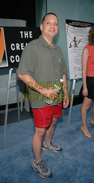 """26 July 2005 - New York, New York -Otto Peterson arrives at the premiere of the new film, """"The Aristocrats"""", at The Directors Guild Theater in Manhattan.  .Photo Credit: Patti Ouderkirk/AdMedia"""