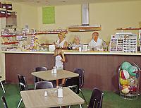Acra Manor Coffee Shop Counter, Acra NY