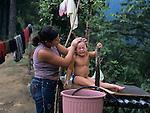 HONDURAS-10013, Lavazza, La Fortuna, Honduras, 2004.<br /> Magnum Photos, NYC62851, MCS2004002 K008.