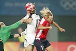 2008.08.06 Olympics: Norway vs United States
