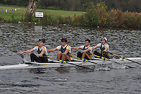 184 WBS .Reading Rowing Club Small Boats Head 2011. Tilehurst to Caversham 3,300m downstream. Sunday 16.10.2011