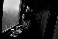 China's Crowded Railways