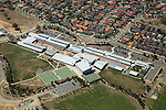 Aerial photo, Amaroo School, Amaroo, ACT