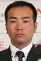 Atsushi Negishi (JPN), May 30, 2012 - Equestrian : Japanese eventing rider Takayuki Yumira ateend press conference about the London 2012 Summer Olympic Games at Hotel Okura in Tokyo, Japan. (Photo by Yusuke Nakanishi/AFLO SPORT) [1090]