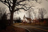 Amesville, Ohio, February 4, 2012 -