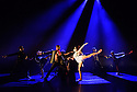 London, UK. 10.02.2015. Cassa Pancho's Ballet Black presents SECOND COMING, choreographed by Mark Bruce, in the Linbury Studio, Royal Opera House. Photograph © Jane Hobson.