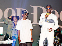 HOLLYWOOD,CA - OCTOBER 15: Kurupt and The Lady of Rage attend Snoop Dogg's Birthday Party at SIR Studios in Hollywood, CA on October 15, 2016. Credit: Koi Sojer/Snap'N U Photos/MediaPunch