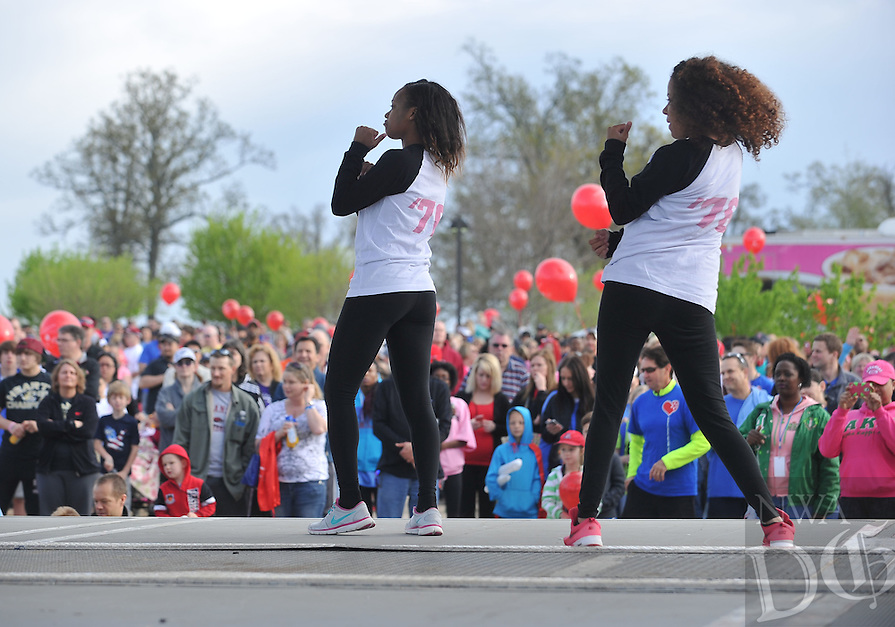 2015 Heart Walk | NWA Democrat-Gazette