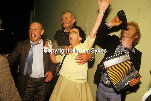 Lisdoonvarna County Clare. West coast  Ireland. Marriage Fair