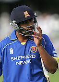Ravinder Bopara of Essex - Essex Eagles vs Middlesex Crusaders - Friends Provident Trophy at Ford County Ground, Chelmsford - 20/05/07 - MANDATORY CREDIT:  Gavin Ellis / TGSPHOTO - IMAGES USED WILL BE INVOICED AT STANDARD RATES