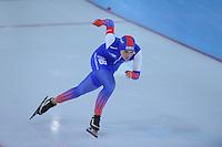 SCHAATSEN: GRONINGEN: Sportcentrum Kardinge, 17-01-2015, KPN NK Sprint, Irene Schouten, ©foto Martin de Jong