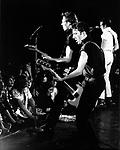 The Clash 1980.© Chris Walter.
