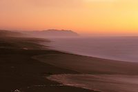 Point Reyes Beach at Sunset