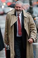 Jonathan Blackman, lawyer for the government of Argentina arrives for the hearing during their ongoing debt issues at the Federal court in lower Manhattan, New York, 12/1/2015 Photo by VIEWpress