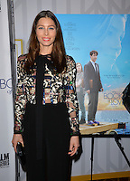 Jessica Biel at the LA premiere for &quot;The Book of Love&quot; at The Grove, Los Angeles USA 10th January  2017<br /> Picture: Paul Smith/Featureflash/SilverHub 0208 004 5359 sales@silverhubmedia.com