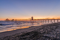 Pier, Huntington Beach, California