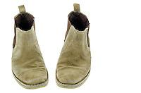 Suede Chelsea Boots - Nov 2013.