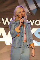 Maty Noyes at Westwood One Backstage at the American Music Awards at the L.A. Live Event Deck in Los Angeles, CA on November 18, 2016. Credit: David Edwards/MediaPunch