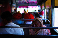 Taken while traveling in a local bus in Rajasthan, India&hellip;