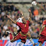 Fussball EURO 2012 Qualifikation: Belgien - Deutschland