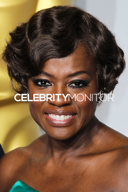HOLLYWOOD, LOS ANGELES, CA, USA - MARCH 02: Viola Davis at the 86th Annual Academy Awards - Press Room held at Dolby Theatre on March 2, 2014 in Hollywood, Los Angeles, California, United States. (Photo by Xavier Collin/Celebrity Monitor)