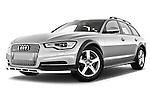 Audi A6 Allroad Quattro Wagon 2014