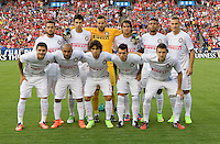Manchester United vs Inter Milan, July 29.2014