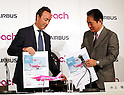 Peach Aviation to buy 13 Airbus planes