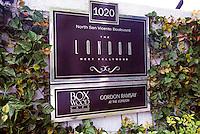 The London, Gordon Ramsey Restaurant, WeHo, Los Angeles, CA