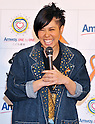 "AI, Dec 12, 2011 : AI attends the Amway Japan's charity event in Tokyo, Japan, on December 12, 2011. Jacksons visited to Japan for perform at an event ""Michael Jackson tribute live"" in Tokyo, on December 13th and 14th."
