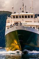 USA-Alaska-Southeast-Uncruise Ship Wilderness Explorer