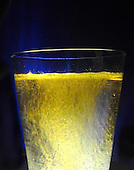 OLYMPUS DIGITAL CAMERA Efferent bubbles stock photo