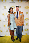 """Sports Illustrated Swimsuit Model Damaris Lewis and New York Giants David Diehl Attend Tenth Annual Project Sunshine Benefit, """"Ten Years of Evenings Filled with Sunshine"""" honoring Dionne Warwick, Music Legend and Humanitarian Presented by Clive Davis Held At Cipriani 42nd street"""