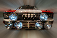 A legend, the Audi Quattro <br /> Changed Rallying for ever.