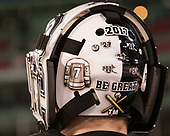 Brendan Leahy (PC - 1) - The Providence College Friars practiced at Fenway on Friday, January 6, 2017, in Boston, Massachusetts.