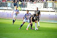 VOETBAL: HEERENVEEN: Abe Lenstra Stadion, SC Heerenveen - Vitesse, 21-01-2012, Luciano Narsingh (#24), Michihiro Yasuda (#16), Renato Ibarra (#30), Eindstand 1-1, ©foto Martin de Jong