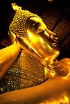 Thailand, Bangkok, Wat Po reclining Buddha, photo: thaila103  .Photo copyright Lee Foster, www.fostertravel.com, 510/549-2202, lee@fostertravel.com