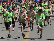 Hogeye Marathon kids run 4/9/2016