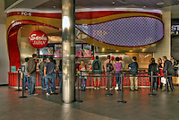Sarku Japan, Food Court, The Market, Santa Monica Place, Santa Monica, CA; Dining, Fast Food, restaurant,