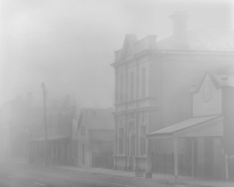 Natimuk Foggy Morning